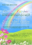 Somewhere over the Rainbow Gala & Casino Night Admission Ticket